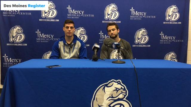 Drake's Reed Timmer, Graham Woodward discuss how their relationship with Niko Medved grew.