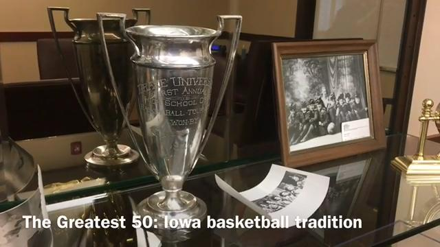 Hubbard-Radcliffe's Lisa Brinkmeyer, who played on the final six-player basketball championship team in 1993, says Iowa is a national leader in the sport.