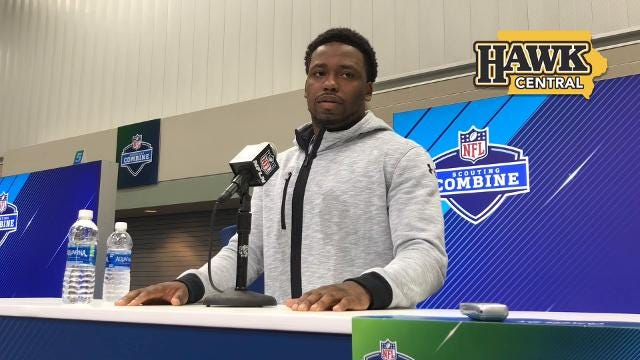 Former Hawkeye running back Akrum Wadley on whether he's just a 'complementary' player and his ideal weight