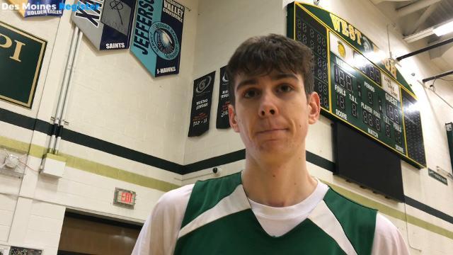 Patrick McCaffery breaks down Iowa City West's state tournament outlook.
