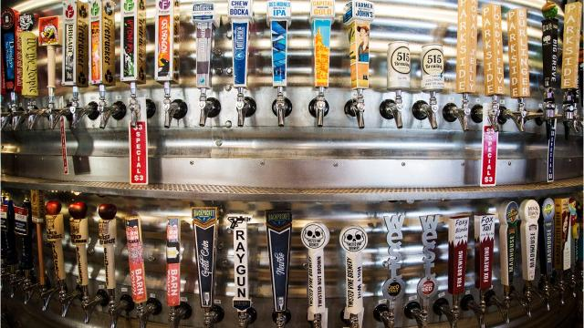Head to DesMoinesRegister.com/BeerBrackets to vote for your favorite Iowa brew in the four-region, six-round tournament. Voting for the round of 32 ends March 12 at 8 a.m.