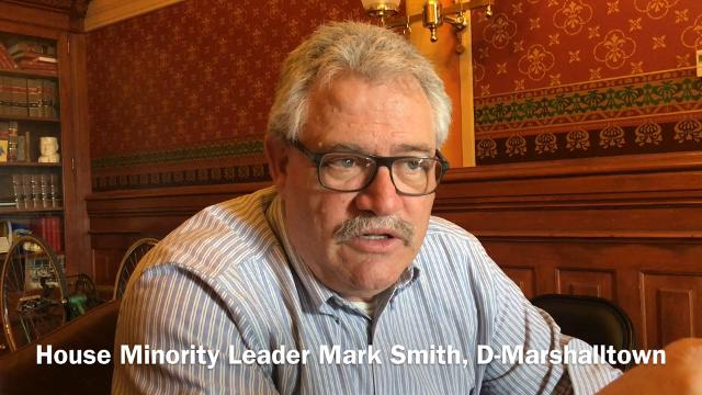 Rep. Walt Rogers and Rep. Mark Smith discuss key issues in the 2018 Iowa Legislature