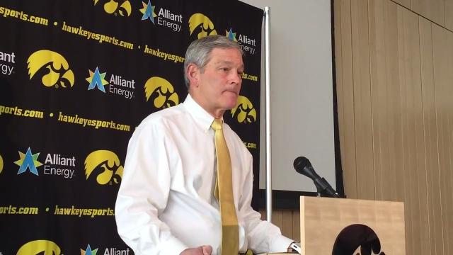 Kirk Ferentz takes inventory before spring practice