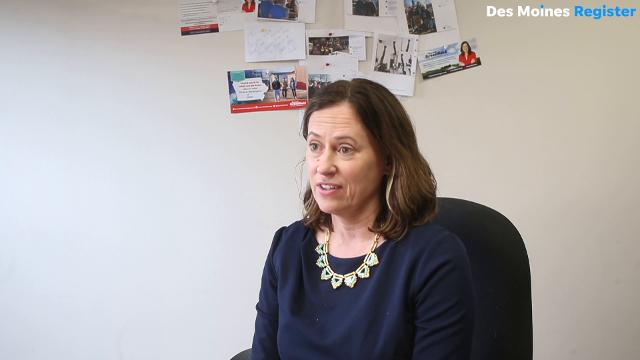 Whirlwind is how democratic candidate for Iowa's 3rd congressional district Theresa Greenfield called the last week of her campaign. After an advisor admitted to forging signatures, Greenfield started all over, falling short of the signatures needed.