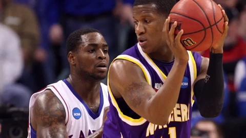 Kwadzo Ahelegbe talks about Ali Farokhmanesh's game winning shot against Kansas in the 2010 NCAA Tournament.