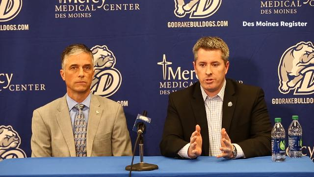 Athletic Director Brian Hardin details the timeline of Medved's departure to Colorado State.