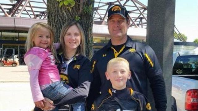 An Iowa family was found dead in a condo in Mexico after they didn't return home from family trip.