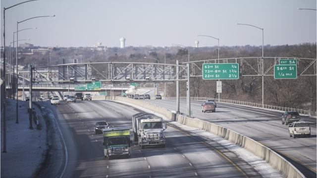 Could a renewed national emphasis on infrastructure lead to toll roads in Iowa?