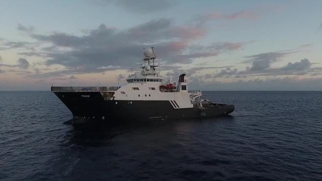 An expedition funded by Microsoft co-founder Paul Allen in March 2018 discovered the wreckage of the USS Juneau off the Solomon Islands in the Pacific Ocean. The ship sank in World War II with Iowa's five famous Sullivan brothers on board.