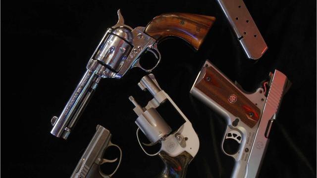 Dick walters gun shows
