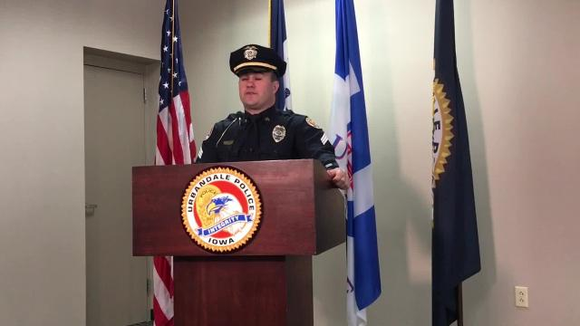 """Urbandale Police Sgt. Chad Underwood said officers in January received an emergency medical call about """"a 6-month-old boy who was not breathing and having some severe medical issues."""""""