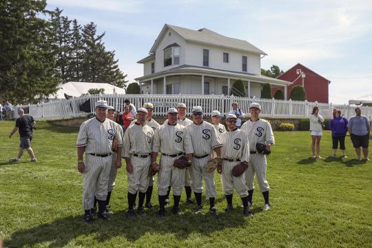 """From 2014: 25 years after Iowa's most famous movie, """"Field of Dreams,"""" debuted in theaters, the Des Moines Register's documentary delves into the making of the film, its worldwide fame and the disputes that have lingered around the movie."""
