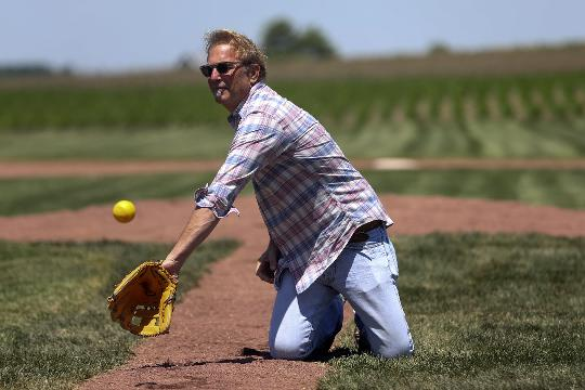 """From 2014: See the first of four parts of the Des Moines Register's documentary on """"Field of Dreams,"""" 25 years after Iowa's most famous film debuted in theaters."""