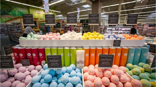 Hy-Vee continues to add new products and services to its store to attract customers.