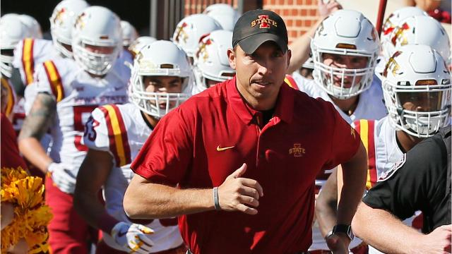 Here's a look at who the Cyclones will face this season.