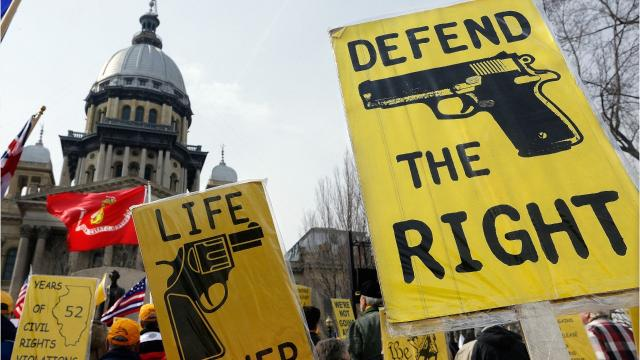 "The ""stand your ground"" law took effect in 2017 as part of sweeping firearms legislation signed by former Gov. Terry Branstad."