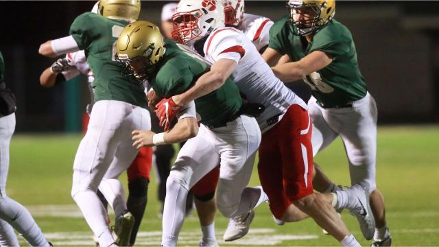 Cedar Falls linebacker Jack Campbell combines daunting length, speed and power to form a formidable Power Five prospect.