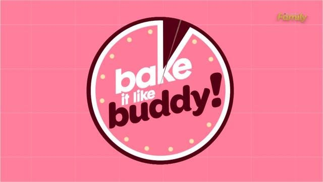 """Eileen Gannon and Helen Hutchison compete on Bake It Like Buddy, an all-new family baking competition series on Discovery Family starring """"Cake Boss"""" Buddy Valastro and Americanbaking families from across the country."""