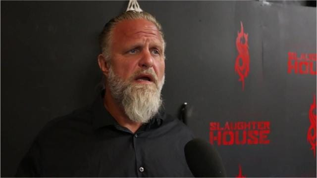 M. Shawn Crahan, Slipknot co-founder and percussionist, discusses the band's parnershuip with Des Moines-based haunted house the Slaughterhouse. The Slaughterhouse runs Oct.5-28 in the Barnum Factory.