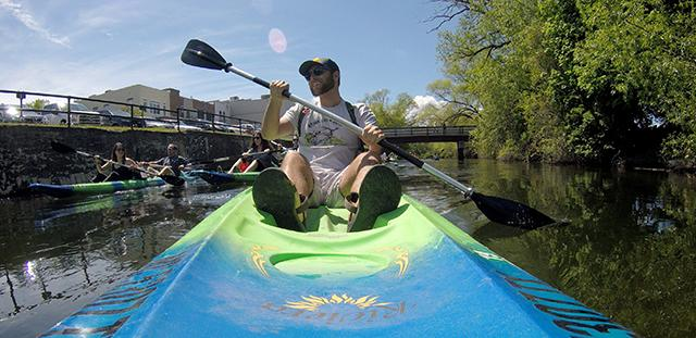 Traverse City Kayak, Bike & Brew: A fun way to get beer