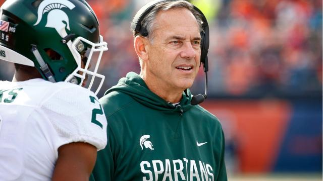 We take our best shot at predicting MSU's Week 1 starters on offense, defense and special teams. Video by Marlowe Alter, DFP