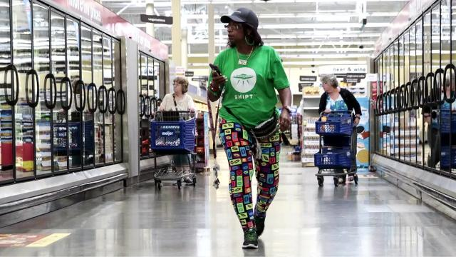 Grocery delivery service expands to Kroger CVS Meijer