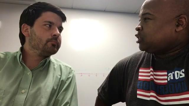 Vince Ellis and Chris Thomas of the Free Press went on Facebook Live to dissect the Pistons' trade with the Celtics for Avery Bradley, and decision to let Kentavious Caldwell-Pope leave, July 7, 2017.