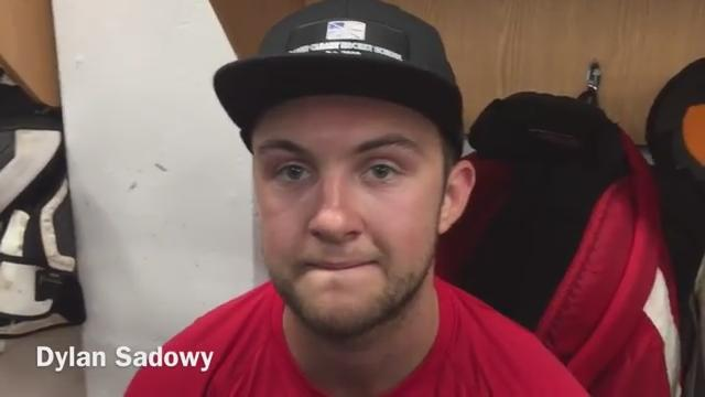 Red Wings prospect Dylan Sadowy reflects on his first year