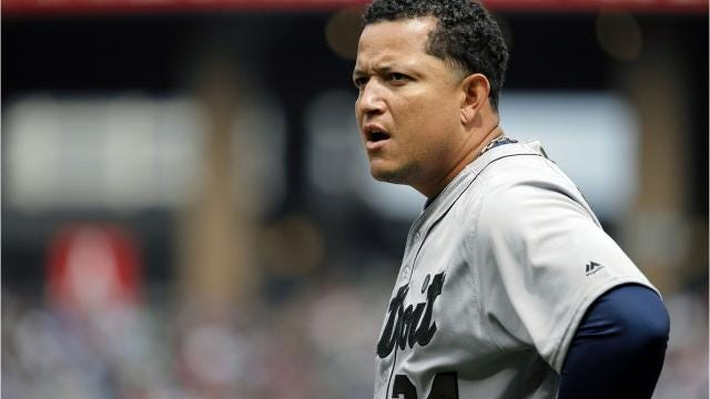 Miguel Cabrera's social media posts highlight crisis in Venezuela