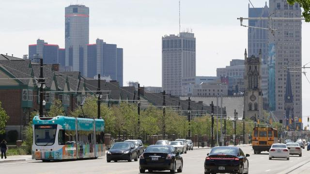 Good news for businesses looking for money in Detroit