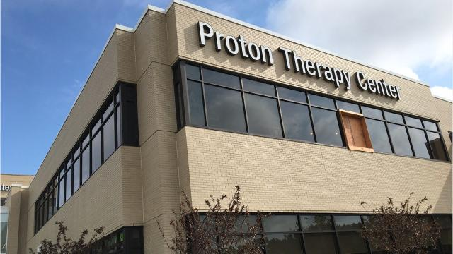 Beaumont Health unveils new $40M proton therapy center