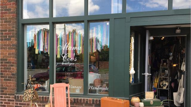 Mama Coo's Boutique will be celebrating its year anniversary next month. This Corktown shop is full of new and vintage fabulousness.