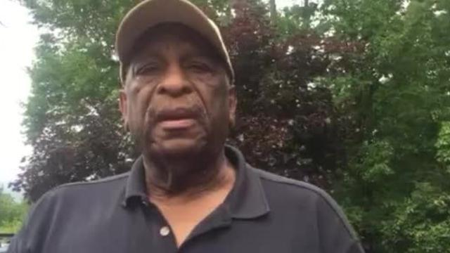 Policeman Felton Rogers Jr,. talks about 1967 riot in Detroit.