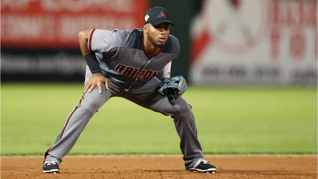 We take a look at the centerpiece of the Detroit Tigers' J.D. Martinez trade: Dawel Lugo, an infielder that was considered one of the Arizona Diamondbacks' best prospects. Video by Brian Manzullo, DFP.