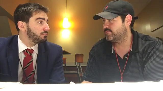 Free Press sports writers Anthony Fenech and George Sipple react to the Tigers' trade of J.D. Martinez, and agree they made out about as expected with Martinez set to hit free agency this winter. Recorded July 18, 2017.