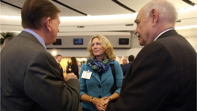Former state Rep. Gretchen Driskell will again run to try to unseat U.S. Rep. Tim Walberg.