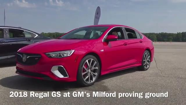 Mark Phelan's first drive: 2018 Buick Regal GS