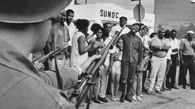 This July marks the 50th anniversary of the civil disturbance and unrest that erupted in Detroit.