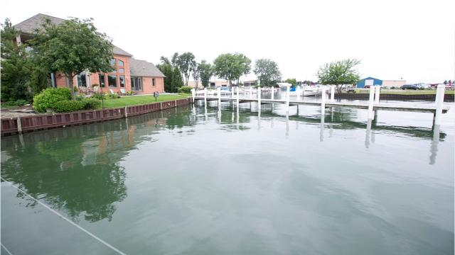 Boater's paradise has Great Lakes access