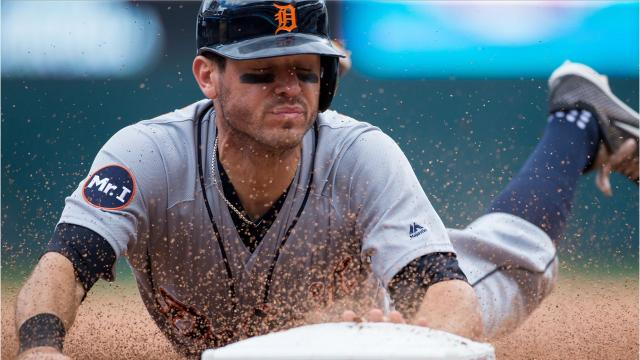 A quick recap on the not-so-quick game in Minneapolis won by the Tigers on July 23, 2017. Video by Ryan Ford/DFP