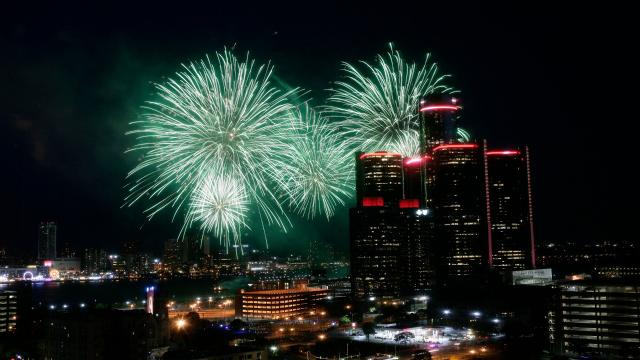 Happy 316th birthday, Detroit!