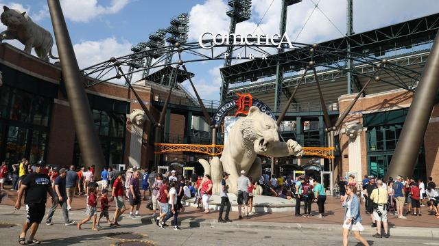 What you need to know about fingerprint scans at Comerica Park