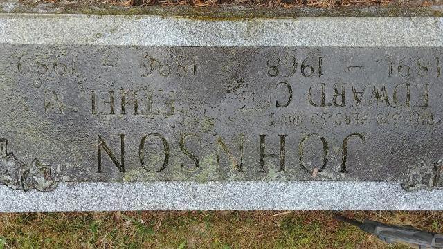 How social media saved Michigan man's grave marker