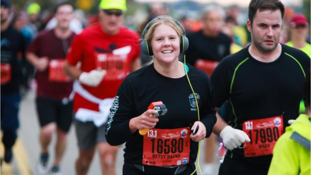 The Detroit Free Press/Chemical Bank Marathon will happen in downtown Detroit on Oct. 14-15.