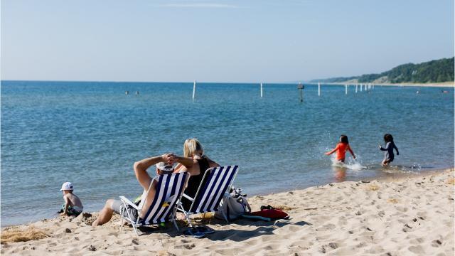 5 best beaches in Michigan