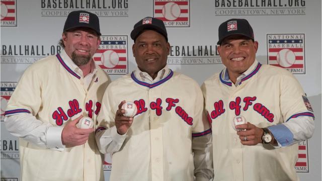 2018 Baseball Hall of Fame candidates