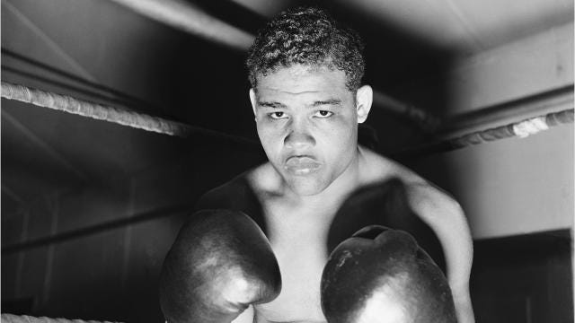 The life and career of boxing legend Joe Louis