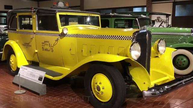 Take a tour of the Gilmore Car Museum