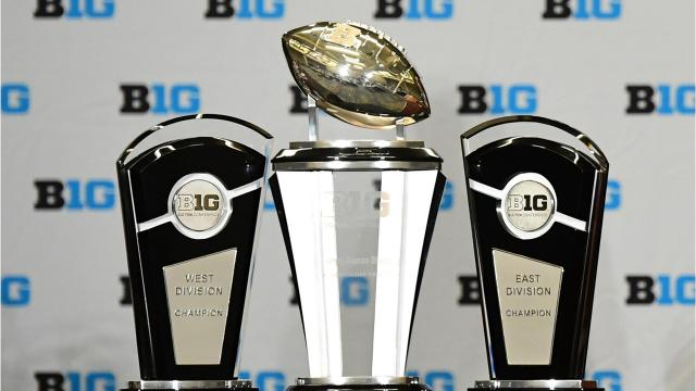 We rank all 14 teams of the Big Ten Conference, including Michigan and Michigan State, entering the 2017 college football season. By Brian Manzullo, DFP.
