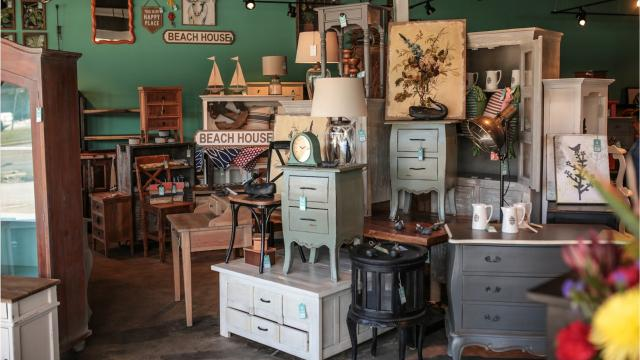 Nadeau -- Furniture With a Soul opens in Birmingham